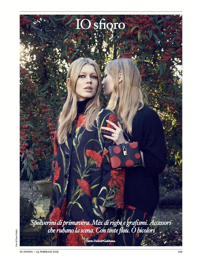 IO DONNA Alys Hale & Zanna van Vorstenbosch by Dima Hohlov. Kimi O'Neill, February 2015, www.imageamplified.com, Image Amplified (18)