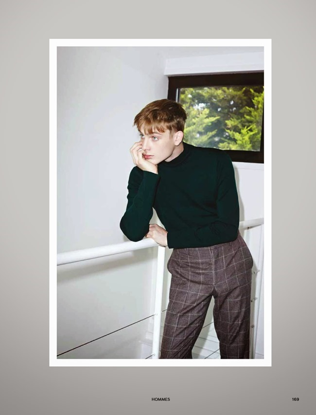 L'OFFICIEL HOMMES GERMANY Fenn Sean by Ilaria Orsini. Ruth Higginbothan, Spring 2015, www.imageamplified.com, Image Amplified (8)