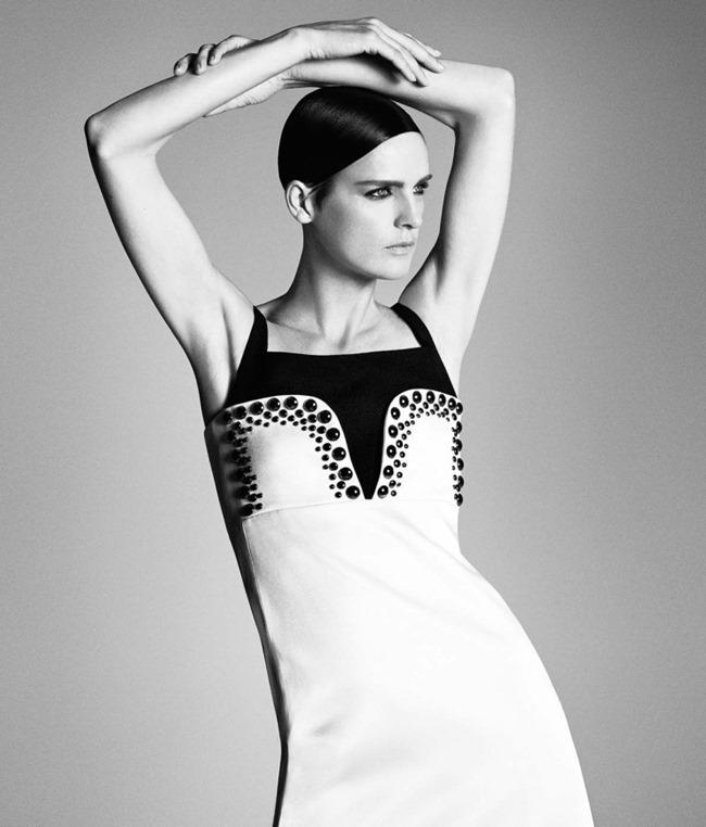 LOOKBOOK Stella Tennant for Neiman Marcus Spring 2015 by Iango & Luigi. www.imageamplified.com, Image Amplified (7)