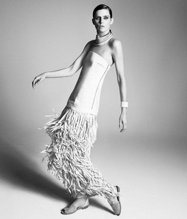 LOOKBOOK Stella Tennant for Neiman Marcus Spring 2015 by Iango & Luigi. www.imageamplified.com, Image Amplified (9)