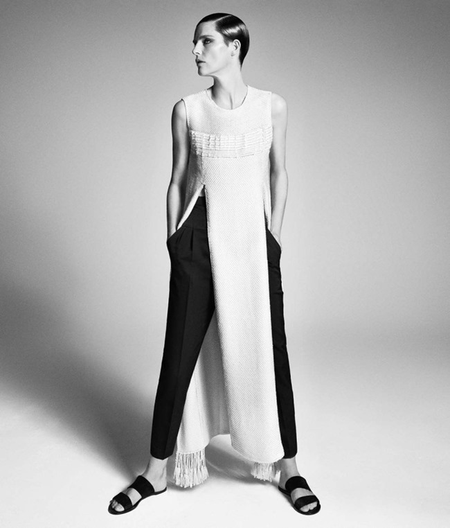 LOOKBOOK Stella Tennant for Neiman Marcus Spring 2015 by Iango & Luigi. www.imageamplified.com, Image Amplified (2)
