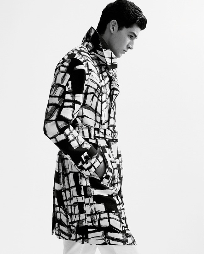 LOOKBOOK Tarik Lakehal for Versace Collection Spring 2015. www.imageamplified.com, Image Amplified (2)