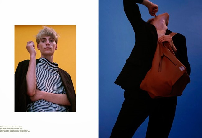 METAL MAGAZINE Charlie Cooper by Jonas Lindstrom. Santi Rodriguez, Spring 2015, www.imageamplified.com, Image Amplified (6)