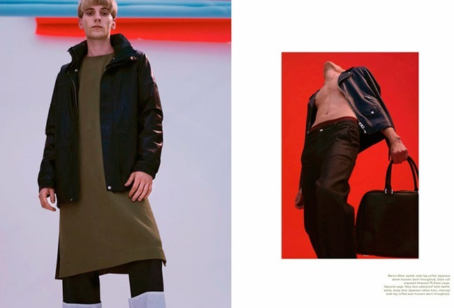 METAL MAGAZINE Charlie Cooper by Jonas Lindstrom. Santi Rodriguez, Spring 2015, www.imageamplified.com, Image Amplified (2)