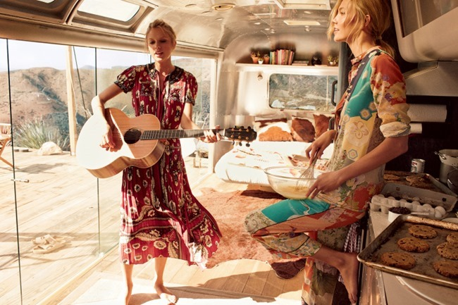 VOGUE MAGAZINE Karlie Kloss & Taylor Swift by Mikael Jansson. Tonne Goodmann, March 2015, www.imageamplified.com, Image Amplified (5)