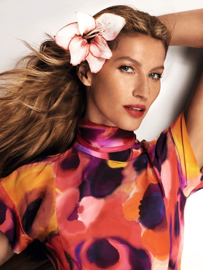 VOGUE CHINA Gisele Bundchen by Mario Testino. Anastasia Barbieri, March 2015, www.imageamplified.com, Image Amplified (8)