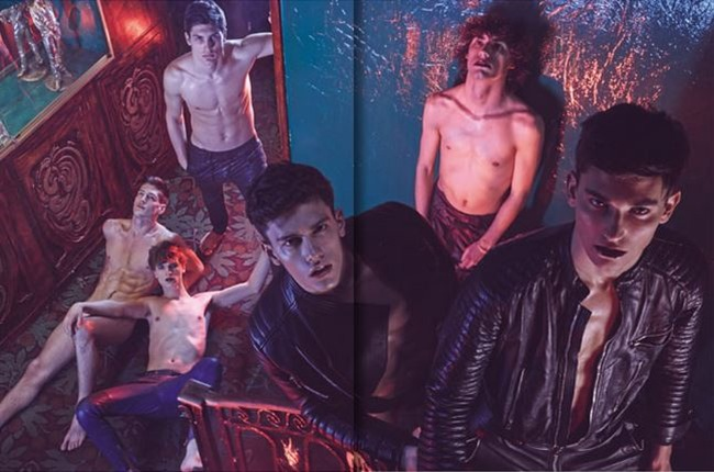 TETU MAGAZINE A Sexy Night Out by Mariano Vivanco. Spring 2015, www.imageamplified.com, Image Amplified (2)