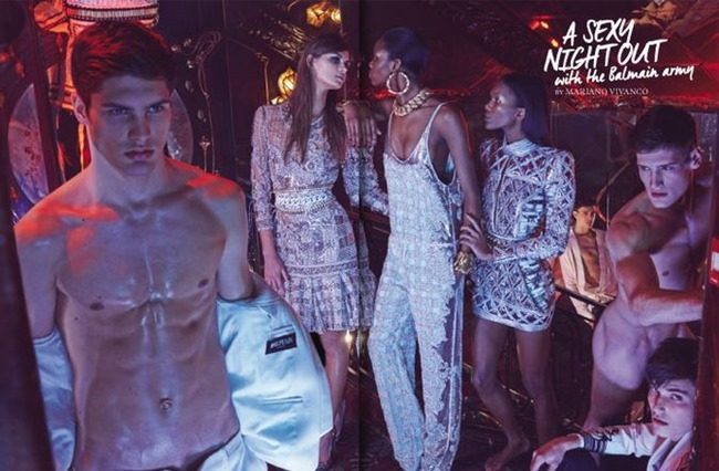 TETU MAGAZINE A Sexy Night Out by Mariano Vivanco. Spring 2015, www.imageamplified.com, Image Amplified (3)