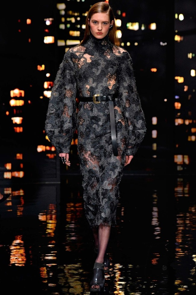 NEW YORK FASHION WEEK Dona Karan Fall 2015. www.imageamplified.com, Image Amplified (9)
