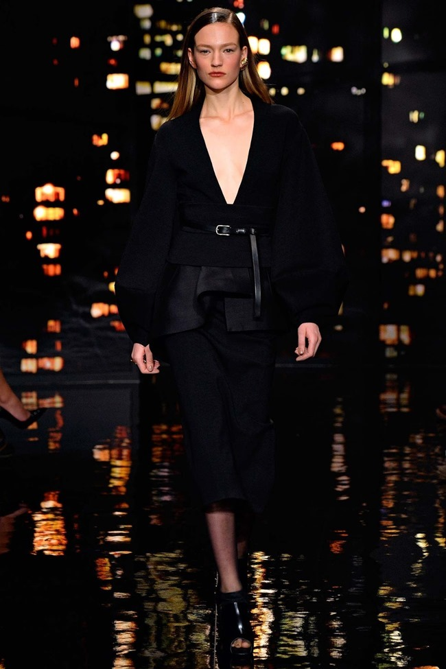 NEW YORK FASHION WEEK Dona Karan Fall 2015. www.imageamplified.com, Image Amplified (29)