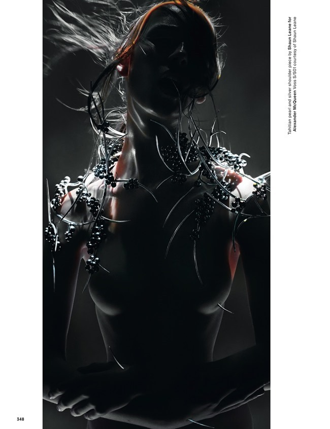 ANOTHER MAGAZINE McQueen by Nick Knight. Katy England, Spring 2015, www.imageamplified.com, Image Amplified (10)
