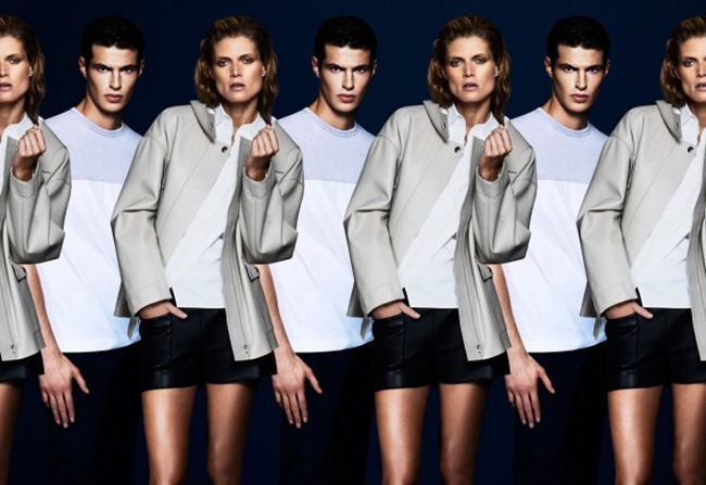 CAMPAIGN Mattia Regonaschi & Malgosia Bela for Harrods Spring 2015 by Georges Antoni. Morgan Pilcher, www.imageamplified.com, Image Amplified (5)