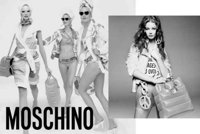 CAMPAIGN Moschino Spring 2015 by Steven Meisel. Carlyne Cerf De Dudzeele, www.imageamplified.com, Image Amplified (1)