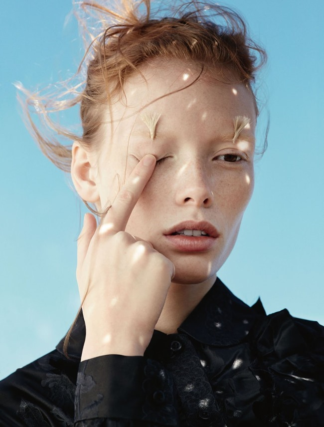 NUMERO MAGAZINE Julia Hafstrom by Txema Yeste. Belen Casadevall, March 2015, www.imageamplified.com, Image Amplified (1)