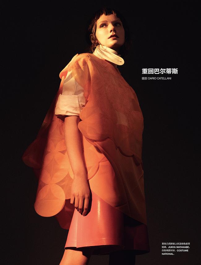 NUMERO CHINA Marland Backus by Dario Catellani. Vittoria Cerciello, March 2015, www.imageamplified.com, Image Amplified (1)