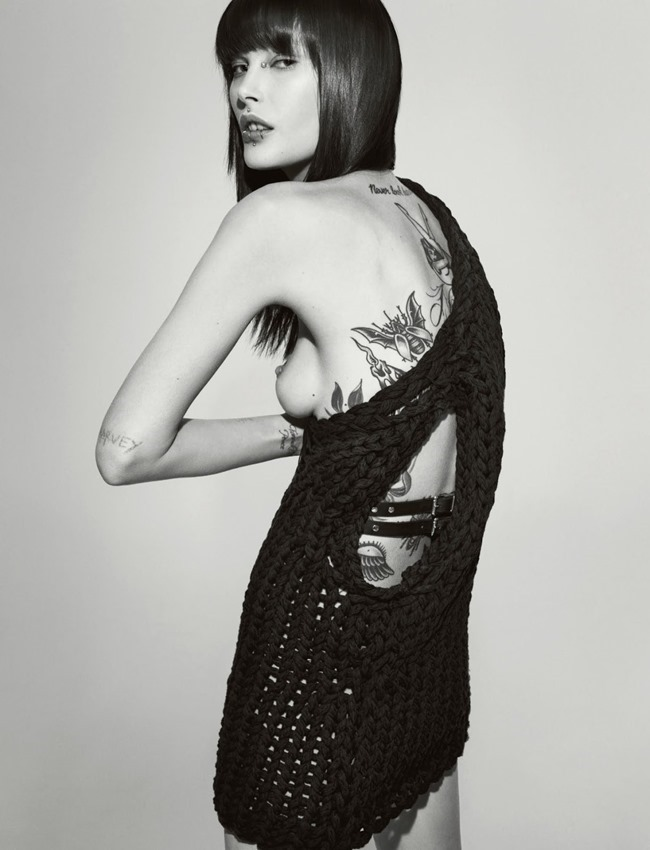 NUMERO MAGAZINE Catherine McNeil by Tom Munro. Charles VArenne, March 2015, www.imageamplified.com, Image Amplified (11)
