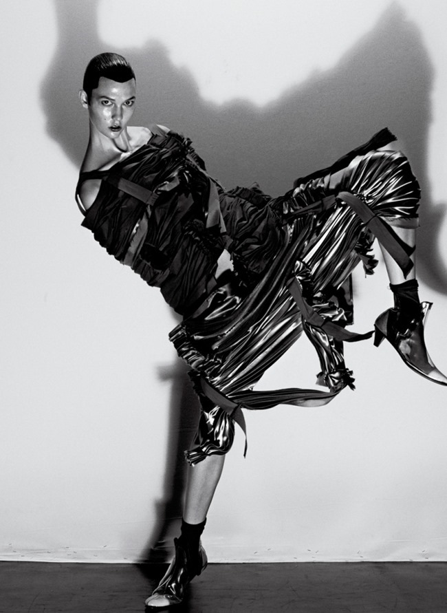 V MAGAZINE Karlie Kloss by Steven Klein. Patti Wilson, Spring 2015, www.imageamplified.com, Image Amplified (7)
