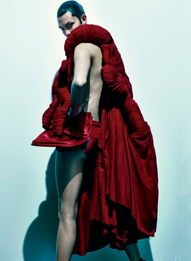 V MAGAZINE Karlie Kloss by Steven Klein. Patti Wilson, Spring 2015, www.imageamplified.com, Image Amplified (4)