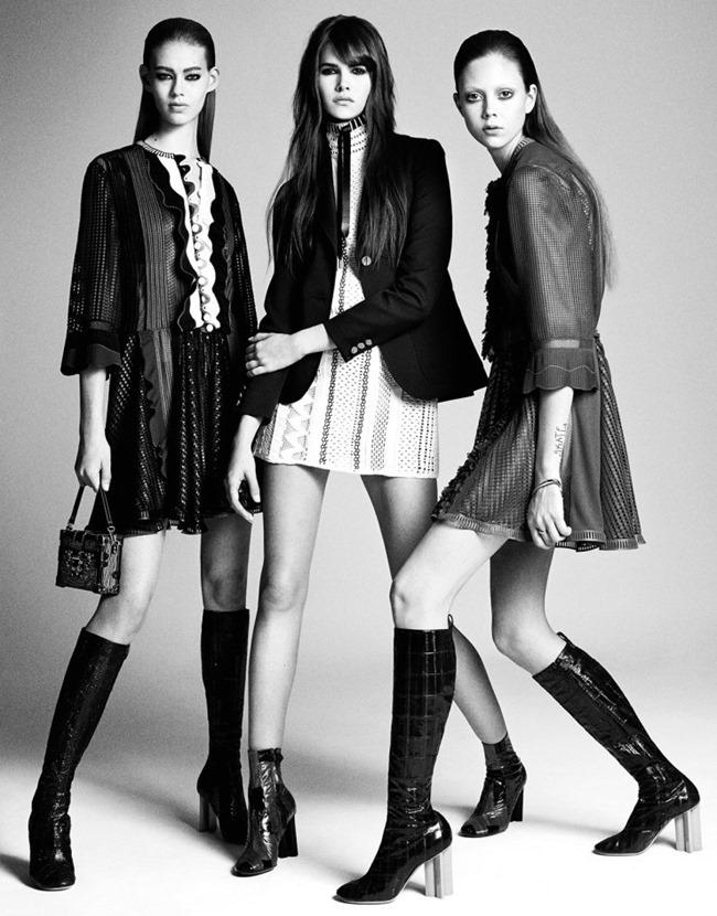 VOGUE JAPAN Digital Generation by Iango & Luigi. Giovanna Battaglia, April 2015, www.imageamplified.com, Image Amplified (6)
