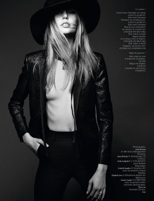 FRENCH REVUE DE MODES Elisabeth Erm by Jonas Bresnan. Marcell Rocha, Spring 2015, www.imageamplified.com, Image Amplified (12)