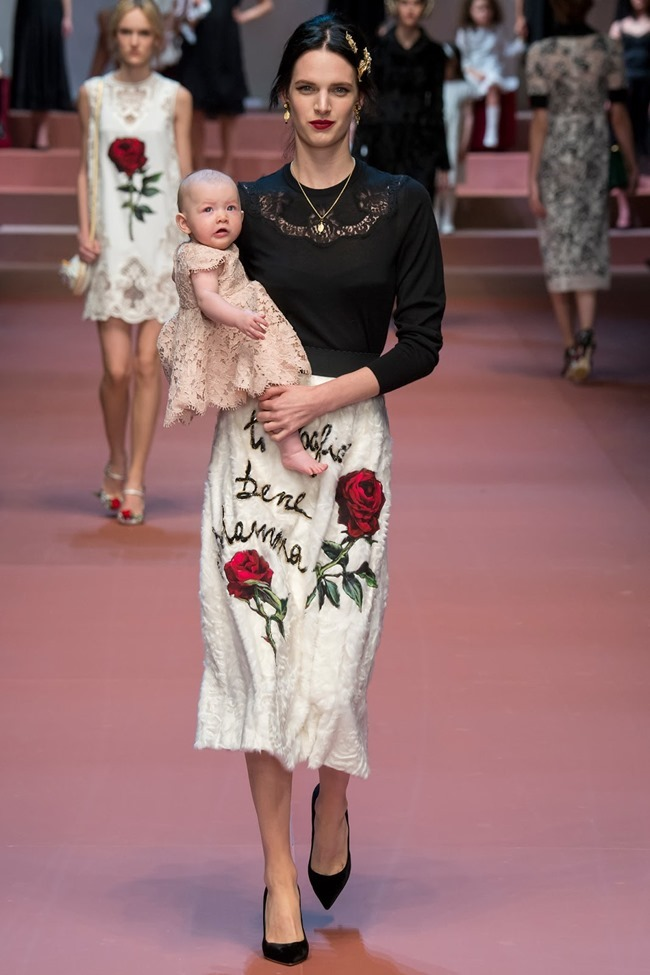 MILAN FASHION WEEK Dolce & Gabbana Fall 2015. www.imageamplified.com, Image Amplified (16)
