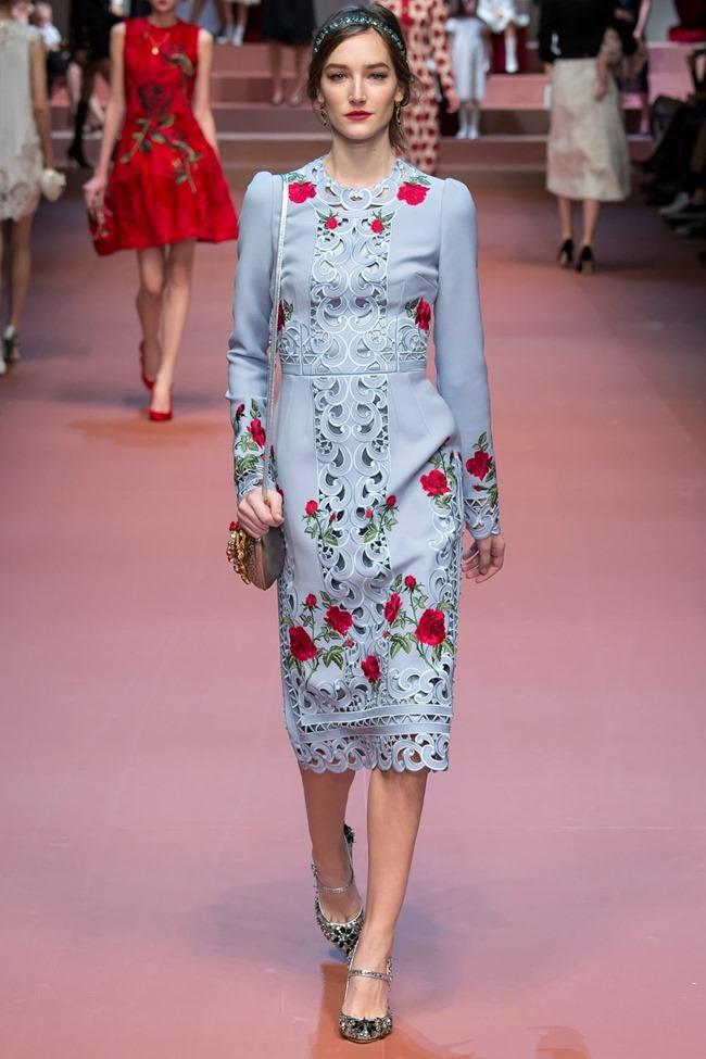 MILAN FASHION WEEK Dolce & Gabbana Fall 2015. www.imageamplified.com, Image Amplified (19)