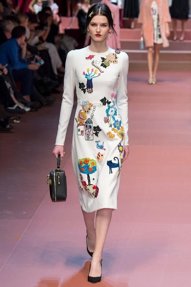 MILAN FASHION WEEK Dolce & Gabbana Fall 2015. www.imageamplified.com, Image Amplified (26)