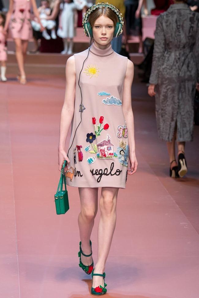 MILAN FASHION WEEK Dolce & Gabbana Fall 2015. www.imageamplified.com, Image Amplified (27)
