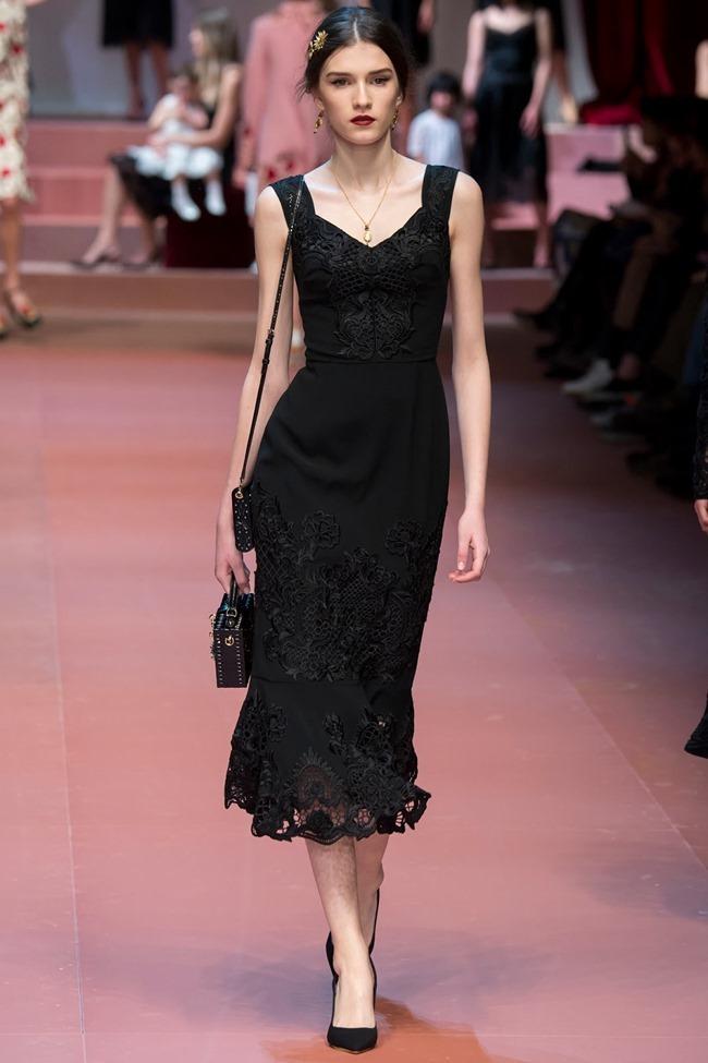 MILAN FASHION WEEK Dolce & Gabbana Fall 2015. www.imageamplified.com, Image Amplified (57)
