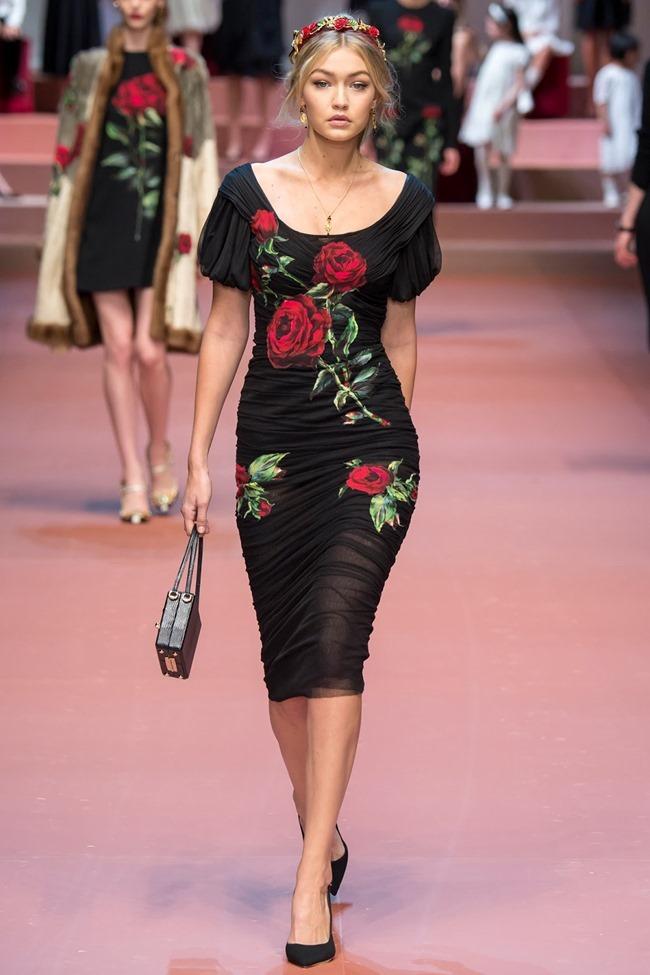 MILAN FASHION WEEK Dolce & Gabbana Fall 2015. www.imageamplified.com, Image Amplified (71)