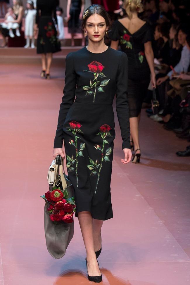 MILAN FASHION WEEK Dolce & Gabbana Fall 2015. www.imageamplified.com, Image Amplified (73)