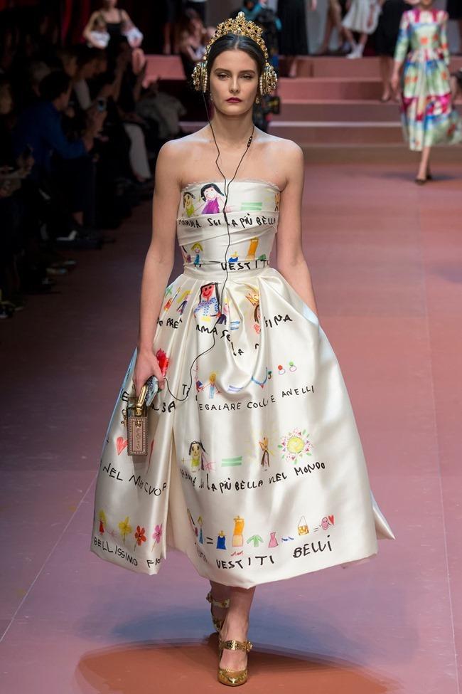 MILAN FASHION WEEK Dolce & Gabbana Fall 2015. www.imageamplified.com, Image Amplified (85)