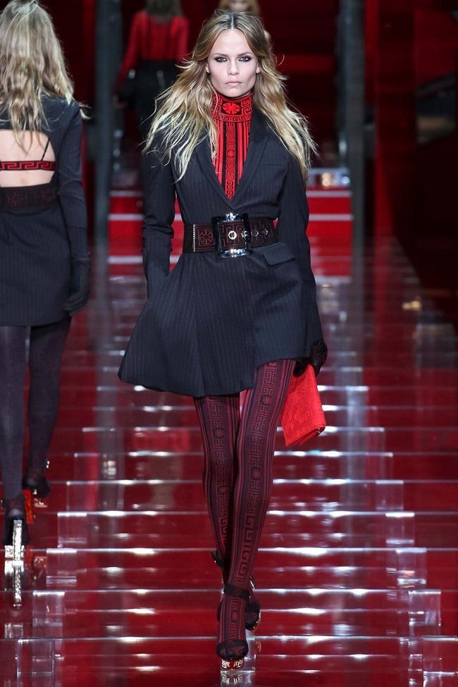 MILAN FASHION WEEK Versace Fall 2015. www.imageamplified.com, Image Amplified (7)