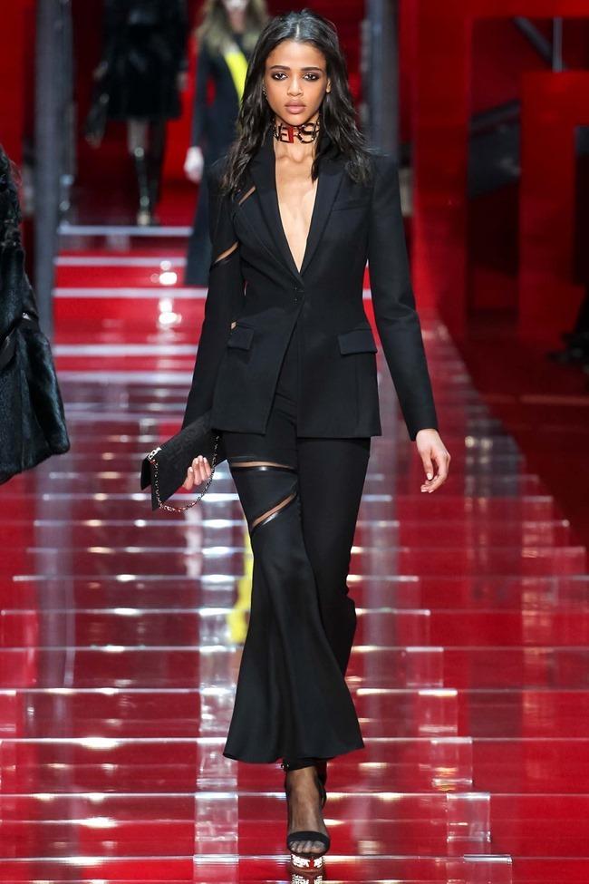 MILAN FASHION WEEK Versace Fall 2015. www.imageamplified.com, Image Amplified (36)