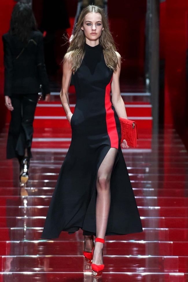 MILAN FASHION WEEK Versace Fall 2015. www.imageamplified.com, Image Amplified (38)