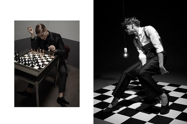 MOJEH MEN MAGAZINE Baptiste Radufe by Nicolas Valois. Guillaume Boulez, Spring 2015, www.imageamplified.com, Image Amplified (4)