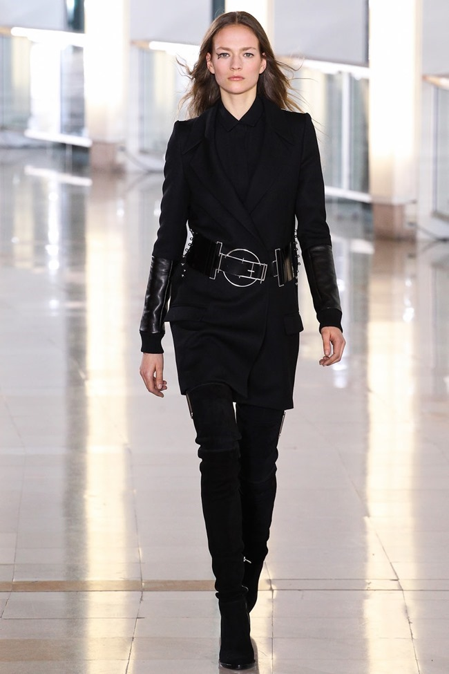 PARIS FASHION WEEK Anthony Vaccarello Fall 2015. www.imageamplified.com, Image Amplified (1)
