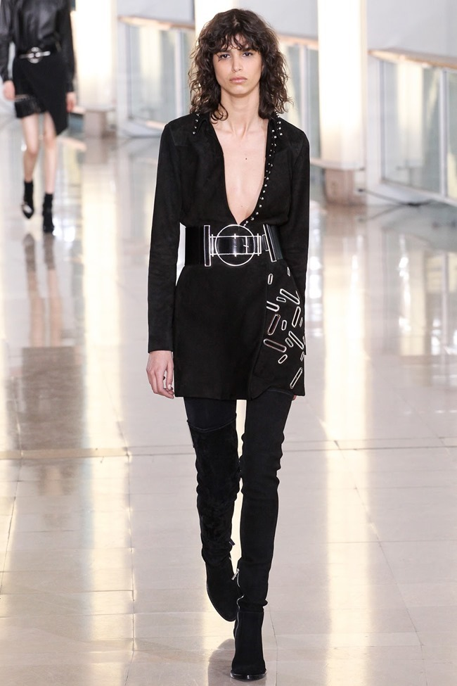 PARIS FASHION WEEK Anthony Vaccarello Fall 2015. www.imageamplified.com, Image Amplified (3)