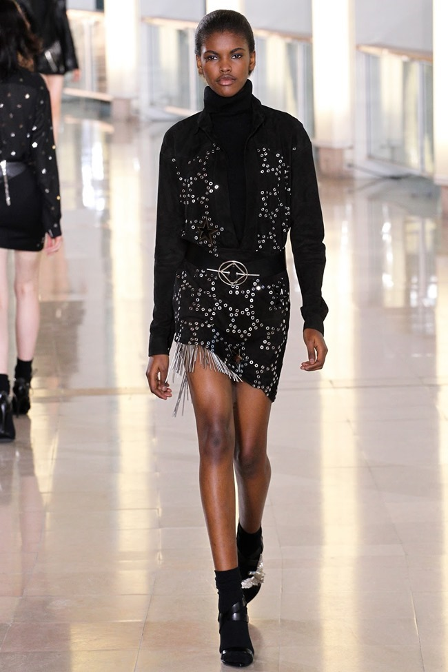 PARIS FASHION WEEK Anthony Vaccarello Fall 2015. www.imageamplified.com, Image Amplified (28)
