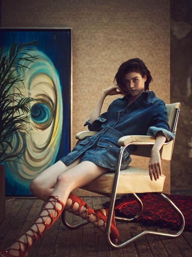 VOGUE TURKEY Manon Leloup by Serge Leblon. Miranda Almond, March 2015, www.imageamplified.com, Image Amplified (8)