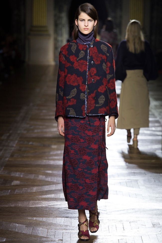 PARIS FASHION WEEK Dries Van Noten Fall 2015. www.imageamplified.com, Image Amplified (10)