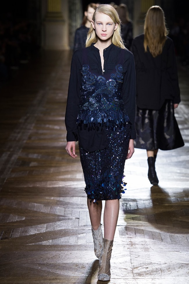 PARIS FASHION WEEK Dries Van Noten Fall 2015. www.imageamplified.com, Image Amplified (16)