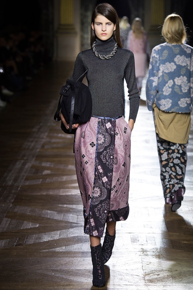 PARIS FASHION WEEK Dries Van Noten Fall 2015. www.imageamplified.com, Image Amplified (51)