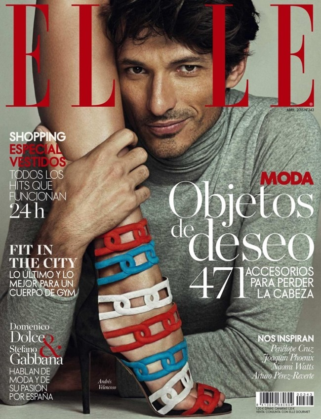 ELLE SPAIN Andres Velencoso & Marta Espanol by Xavi Gordo. April 2015, www.imageamplified.com, Image Amplified (9)