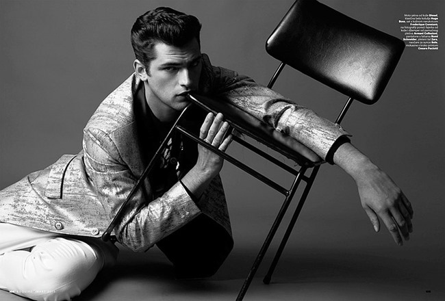 ESQUIRE SERBIA Sean O'Pry by Saverio Cardia. Ivan Rasic, Spring 2015, www.imageamplified.com, Image Amplified (6)