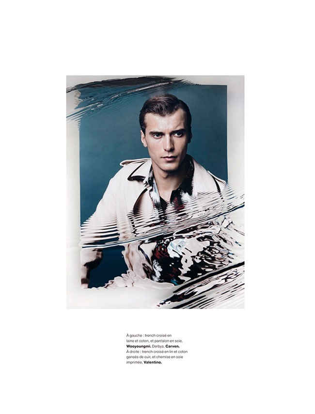 NUMERO HOMME Clement Chabernaud by Jacob Sutton. Spring 2015, www.imageamplified.com, Image Amplified (6)
