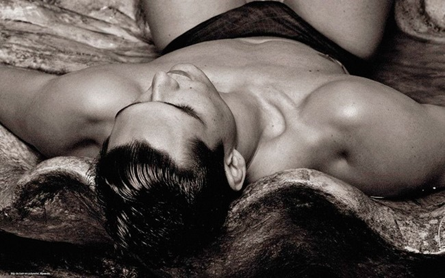 NUMERO HOMME Florent Manaudou by Karl Lagerfeld. Spring 2015, www.imageamplified.com, Image Amplified (2)