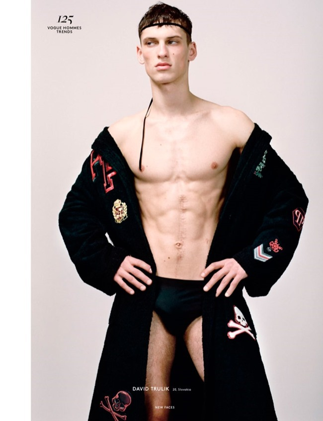 VOGUE HOMMES New Faces by Brett Lloyd. Ylias Nacer, Spring 2015, www.imageamplified.com, Image Amplified (8)