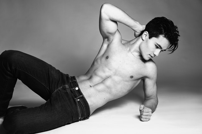 MASCULINE DOSAGE Enzo Carini by Alexandre Eustache. Spring 2015, www.imageamplified.com, Image Amplified (10)
