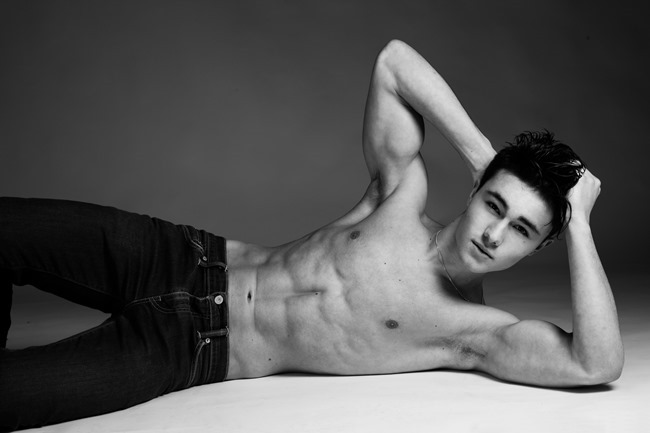 MASCULINE DOSAGE Enzo Carini by Alexandre Eustache. Spring 2015, www.imageamplified.com, Image Amplified (11)
